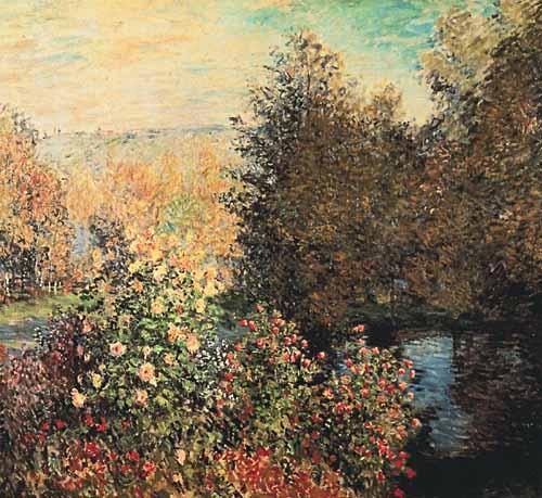 """Купить репродукцию категории Музеи мира, Государственный Эрмитаж.  Название картины:  """"Monet, Claude..."""